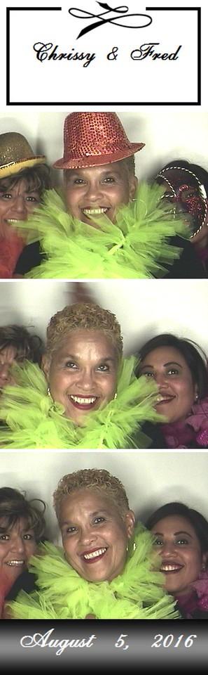 Chrissy & Fred @ Grand Salon Ballroom  -  8/5/16