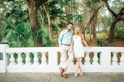 Chrissy + Turner | Orlando engagement