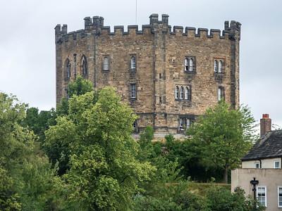 Durham Castle, Durham Cathedral precinct