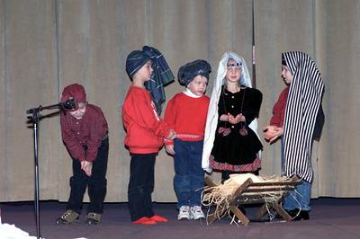 2000/12/18 - Children's Christmas program