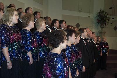 2001/09/16 - Choir Special