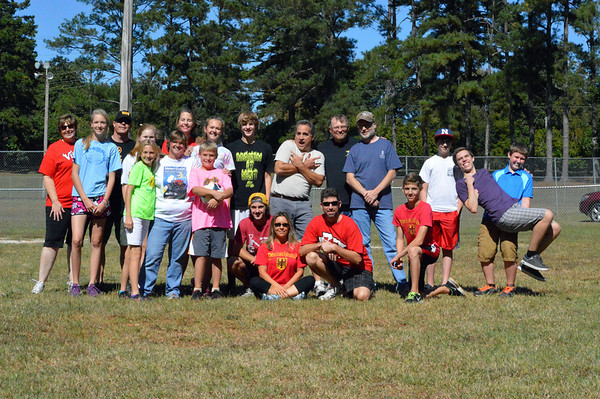 2013 Youth Kickball Sunday