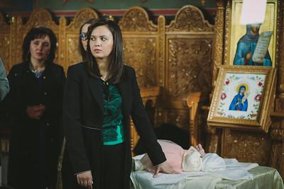Taina Botezului - Ingrid Petra