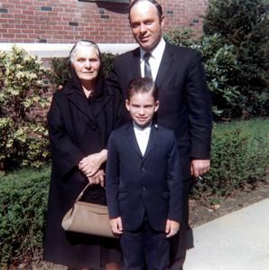 1969 - Phil's Communion
