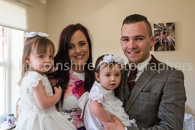 Gracie's Christening