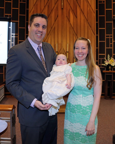 6-11-17 Lily's Baptism