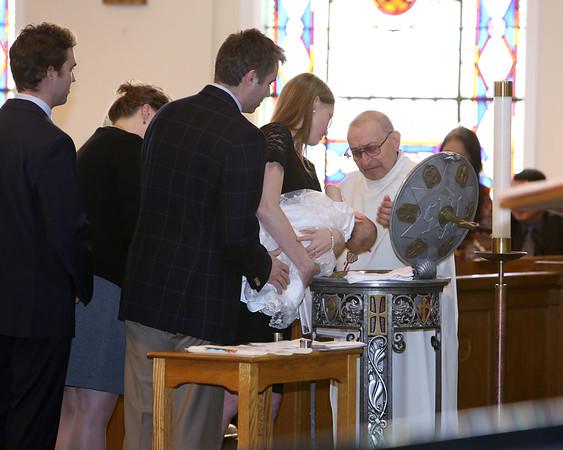 Baptism of Addison Grace 10-19-14