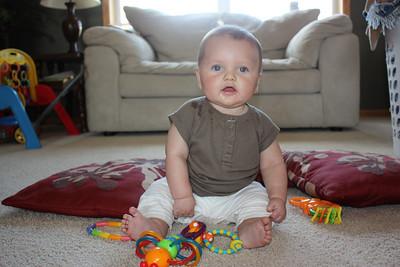 Christian 6-7 months