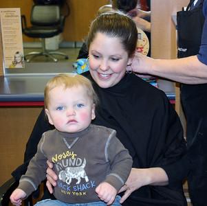 first haircut Feb 2010