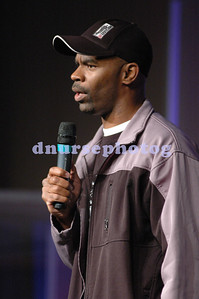 Junior- 2008 Comedy Conference, Cornerstone