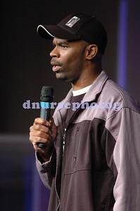 Junior- 2008 Comedy Conference, Cornerstone