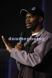 2008 Comedy Conference, Cornerstone