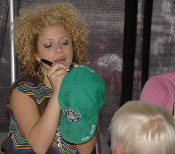 Blanca, Group 1 Crew  Signs Autograph, Spirit West Coast