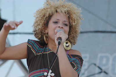 Blanca, Group 1 Crew Air 1 Stage Spirit West Coast 2007