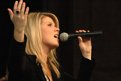Natalie Grant First Assembly Church Lancaster, Ca.
