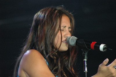 Rachel Lampa Music Boat 2005