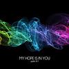 Colorful fractal lines