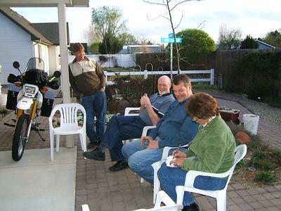 Eric, Ken, Lynn & Perri