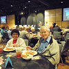 Christian Service Center Spaghetti Dinner : The Christian Service Center had its annual Spaghetti Dinner on February 18 at the Gulf Shores United Methodist Church Auditorium. A delicious meal, wonderful music and great raffle prizes was enjoyed by all who came. Proceeds from this dinner will help the Christian Service Center to continue to help people who live on the island with needs such as rent, electric. medical and food should they meet the criteria set by the Center. For more information please contact the Center at 251-968-5256.