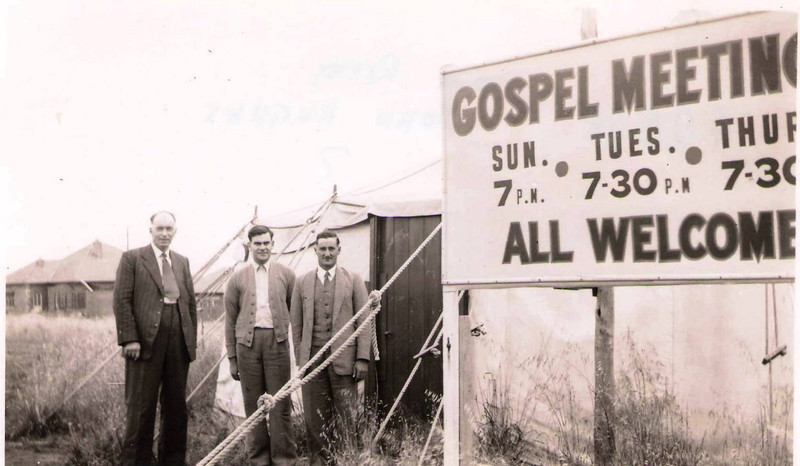 Prospect 1952, Ian Reid, John Hughes, Herb Christian