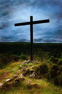 Ffald-y-Brenin High Cross