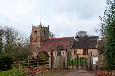 St. Leonard's Church, Beoley