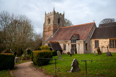 St. Leonard's Church, Beoley