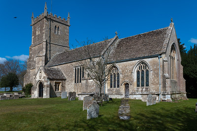 Great Somerford Church