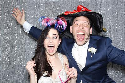 Christie & Max Wedding