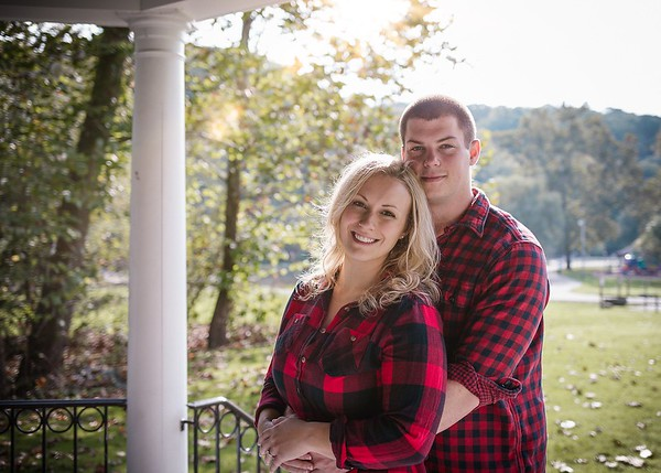 Christie & Scott | Engagement Session - Social