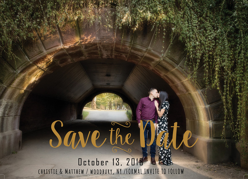 save the date 6 front