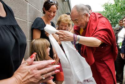 Dalai Lama visit to Aspen