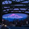 Mt. Baker Alpenglow 0036