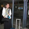 Christie,  at CVG, 4:24 AM! next stop - London.
