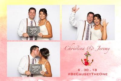 Christina & Jeremy