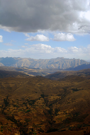 Peru Landscape-Andes Mountains, Jungle
