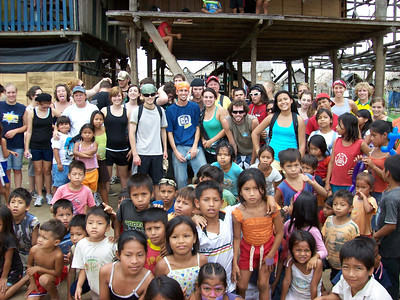 Peru Missions 2008-Iquitos