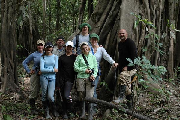 Vacation-Amazon Jungle