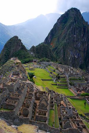 Vacation-Macchi Picchu