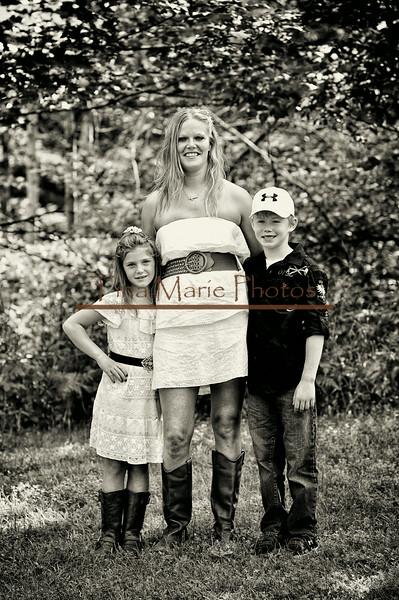 Kristina and Family
