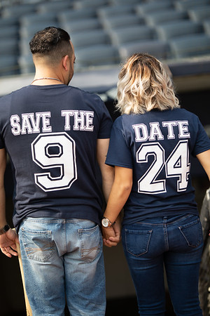 Christina and Nick Save The Date