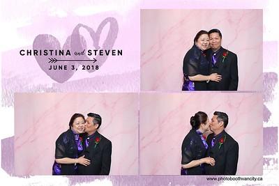 Steven & Christina's Wedding