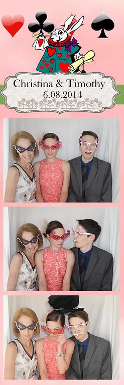 Christina and Timothy's Wedding