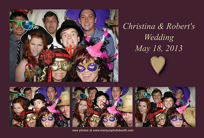 Christina and Robert 5-18-13
