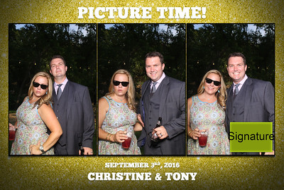 Christine & Tony