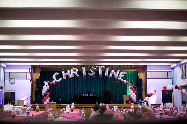 Christine Zendaya's 1st Birthday (Event Photos)