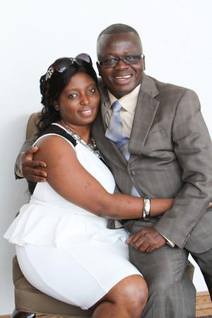 Muja & Theresa Kamara