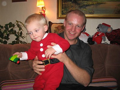 Dansk Christmas 2004 #1