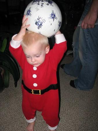 Dansk Christmas 2004 #2