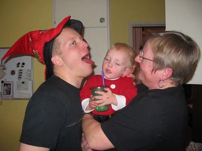 Dansk New Year 2005